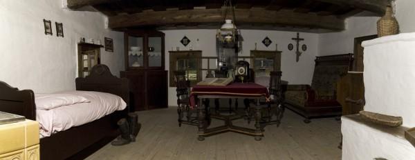 izba v Zuberci