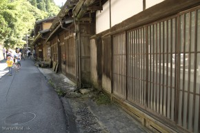ulica v Tsumagojuku